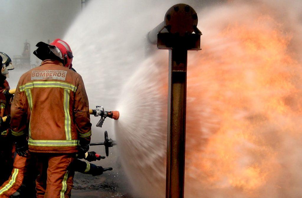 certificado profesionalidad bomberos