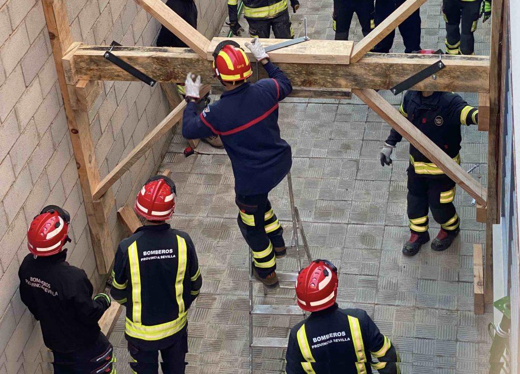 cursos para bomberos