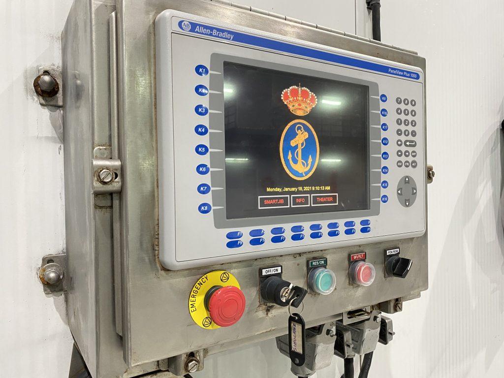 simulador emergencias aeronavales