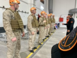 US Marines HOST Training